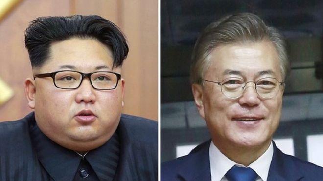 Pyongyang accepte l'offre de discussions sud-coréenne