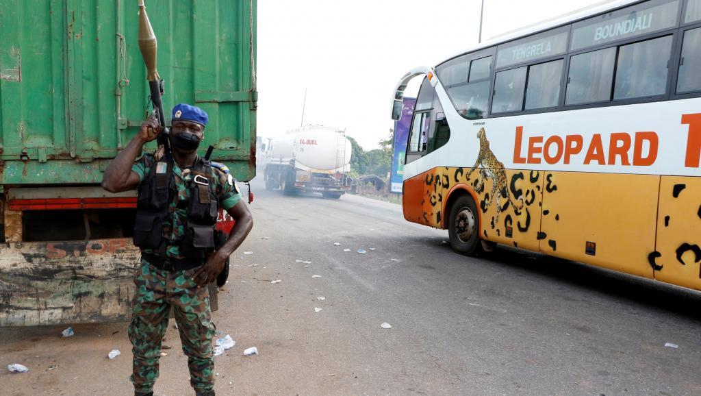 Côte d'Ivoire: des tirs échangés à Bouaké entre forces de l'ordre