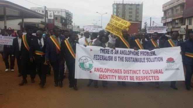 Un activiste camerounais arrêté au Nigeria