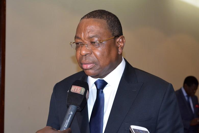 """Mankeur Ndiaye à Kédougou : """"La société Sabodola Gold Opération a versé 709 millions à la commune en 2016"""""""