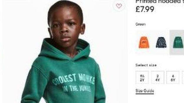 """Pub """"raciste"""" : la mère de l'enfant défend H&M"""