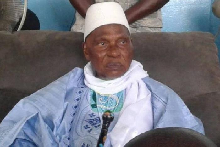 Rappel à Dieu de Serigne Sidy Mokhtar Mbacké : Les condoléances de Me Abdoulaye Wade à la communauté Mouride