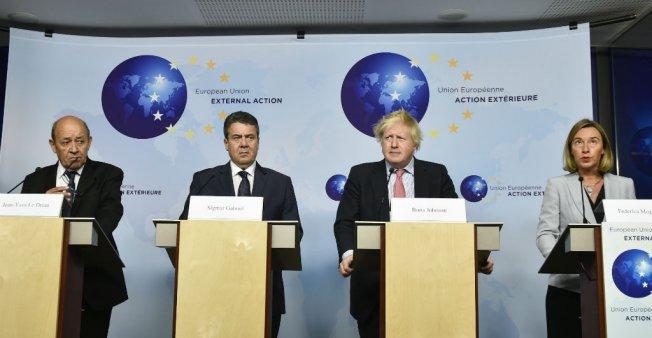 Nucléaire iranien : L'Union européenne défend l'accord face aux critiques de Trump