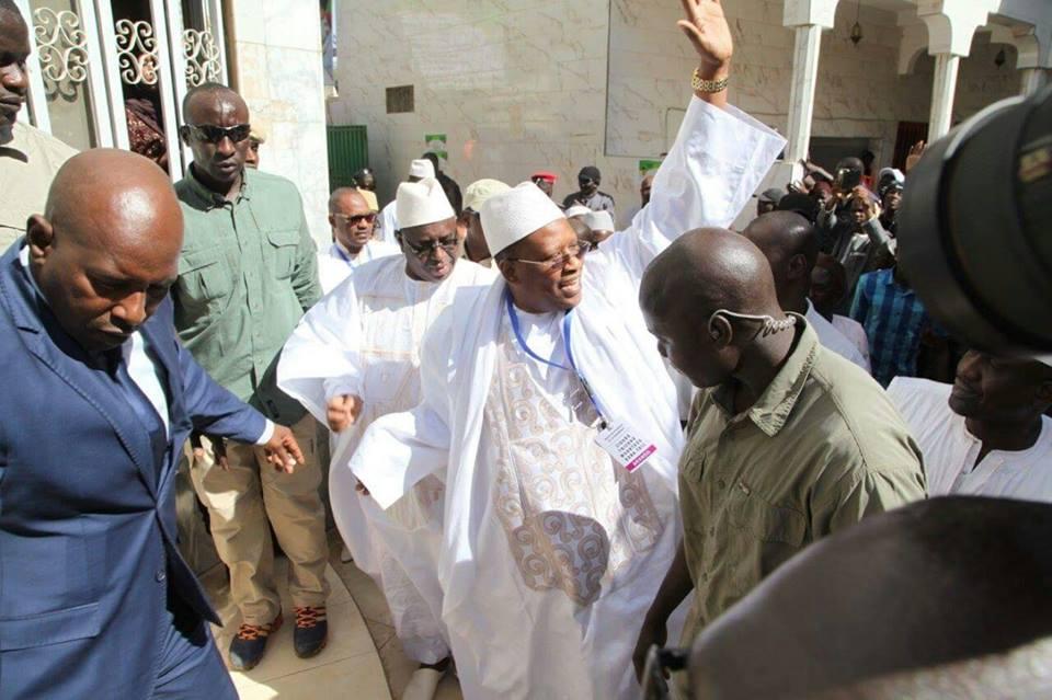 Présence du Président Macky Sall à la Ziarra de Louga ce vendredi : Pas de politique, prévient Thierno Bachirou Tall