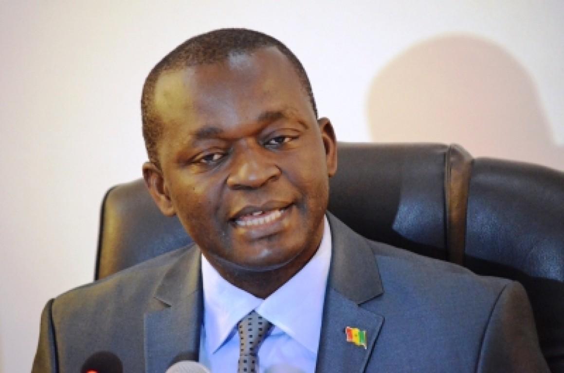 Alioune Sarr ministre sénégalais du Commerce