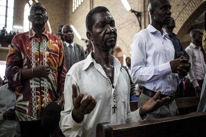 RDC: une messe très politique en mémoire des victimes du 31 décembre