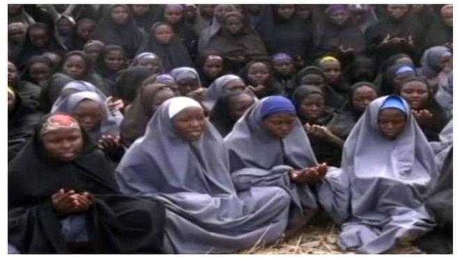 Boko Haram: une nouvelle vidéo des filles de Chibok