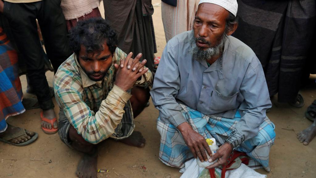 Réfugiés rohingyas au Bangladesh: un accord trouvé pour leur retour en Birmanie