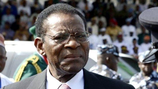 """Obiang Nguema admet qu'une """"vingtaine d'opposants"""" est en prison"""