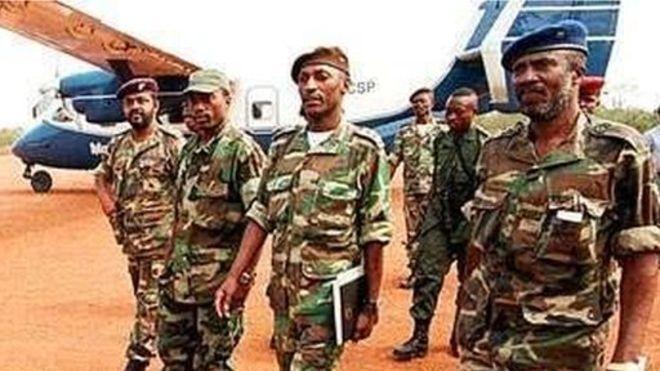 RDC: un ex-chef d'Etat-major arrêté au Gabon