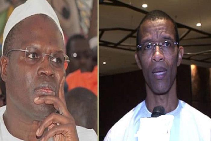 Rebeuss : Alioune Ndoye a rencontré Khalifa Sall