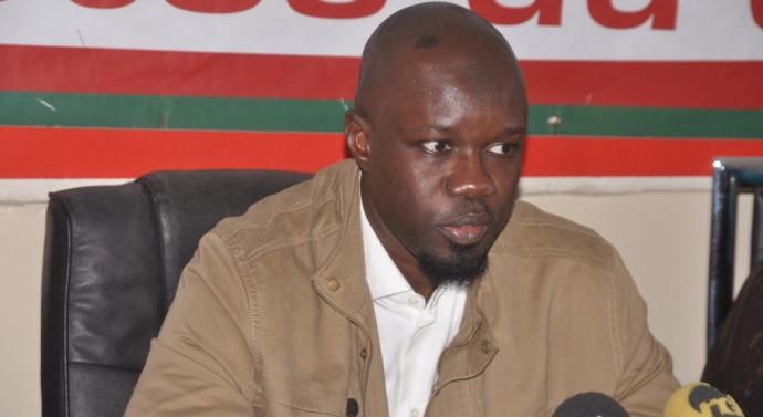 """Sonko cogne encore sur le régime de Macky : """"Financièrement mal en point, ils font des magouilles pour masquer le désastre"""""""