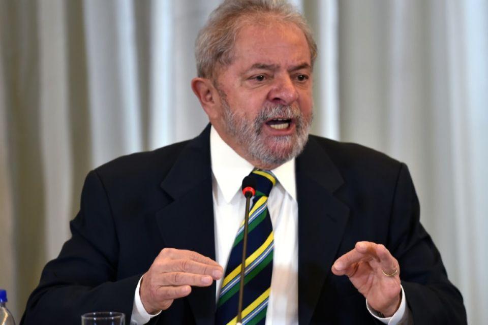 Brésil : l'ancien Président Lula reçoit le soutient de parlementaires américains