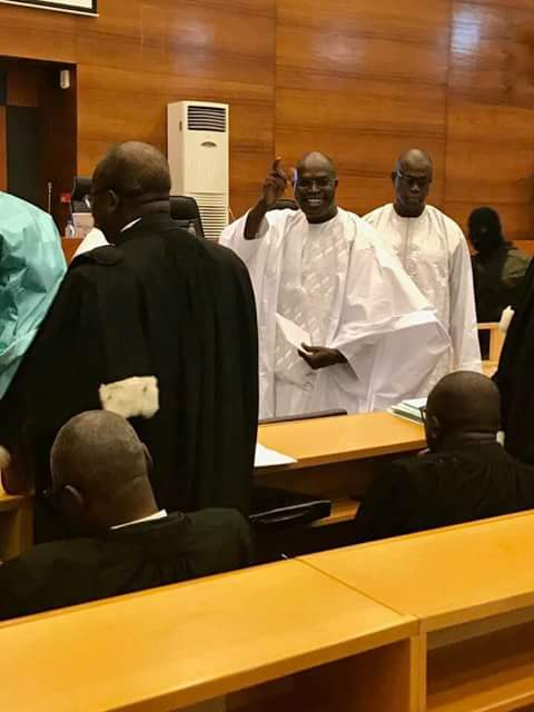 Direct Procès Khalifa Sall : Temps forts des débats sur la recevabilité de la ville de Dakar en tant que partie civile