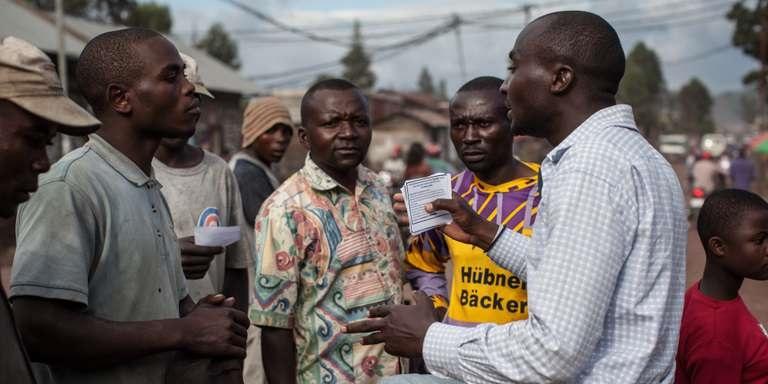 RDC : le rôle de la société civile dans la contestation