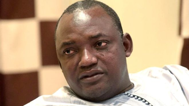 " Adama Barrow: la Gambie a besoin de se stabiliser"""