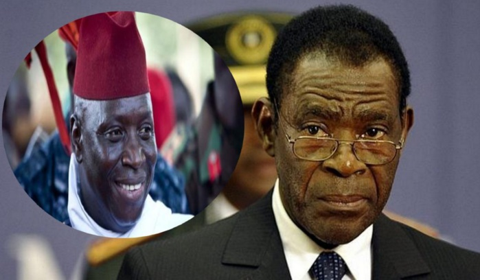 Guinée-Equatoriale : Le Président Obiang Nguèma ne livrera pas Yaya Jammeh