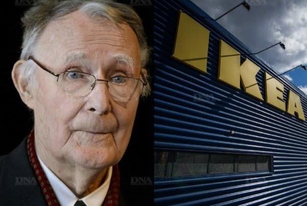 Décès de Ingvar Kamprad, fondateur de la marque IKEA
