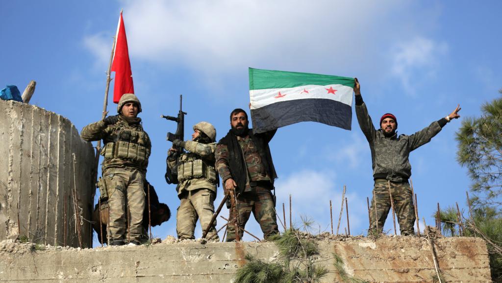 Syrie: «Il n'y a aucun moyen de sortir d'Afrin»