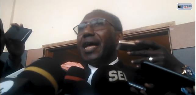 Procès Khalifa Sall : Me Doudou Ndoye alité par une hypertension causée ses cris au tribunal
