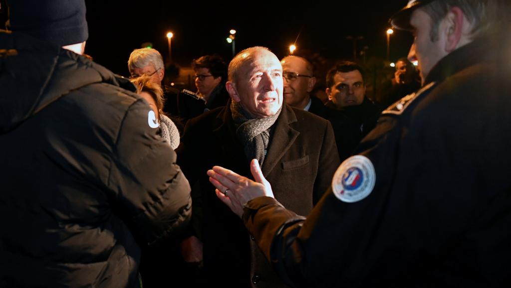 Affrontements à Calais: un Afghan recherché et une situation très tendue