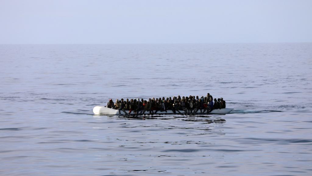 Méditerranée : Au moins 90 migrants on péri après le naufrage d'un bateau
