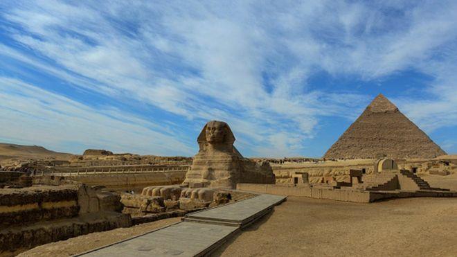 Egypte : la tombe ancienne d'une prêtresse découverte