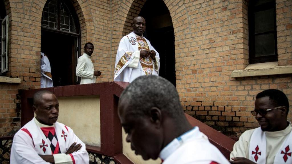 RDC: l'inquiétude grandit chez les prêtres de Kinshasa