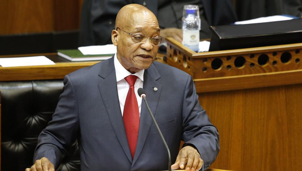 Afrique du Sud: le discours à la nation de Jacob Zuma reporté