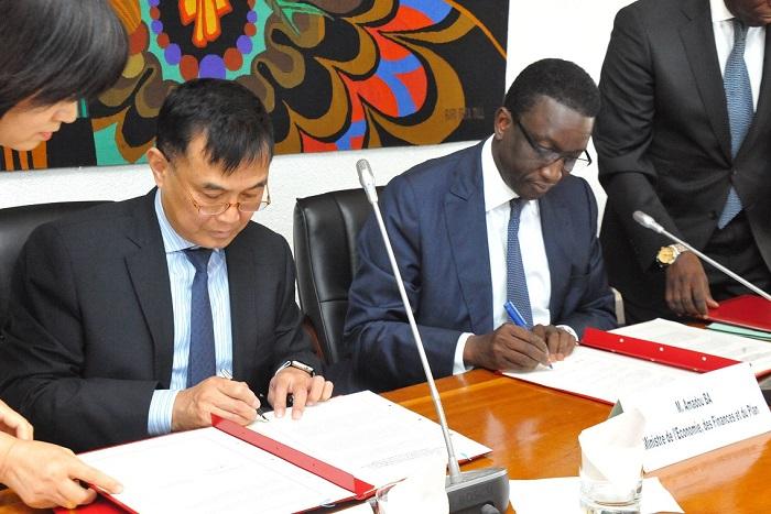 Partenariat sénégalo-chinois: Pékin a déjà débloqué 1.012 milliards depuis 2012