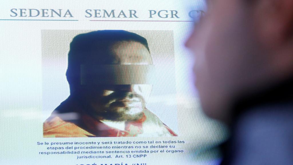 Mexique : Le chef du cartel Los Zeta arrêté