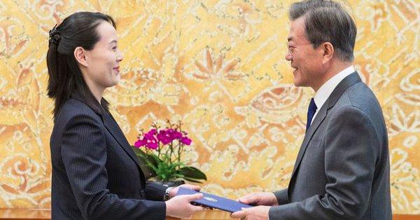 La sœur de Kim Jong-un invite le président sud-coréen