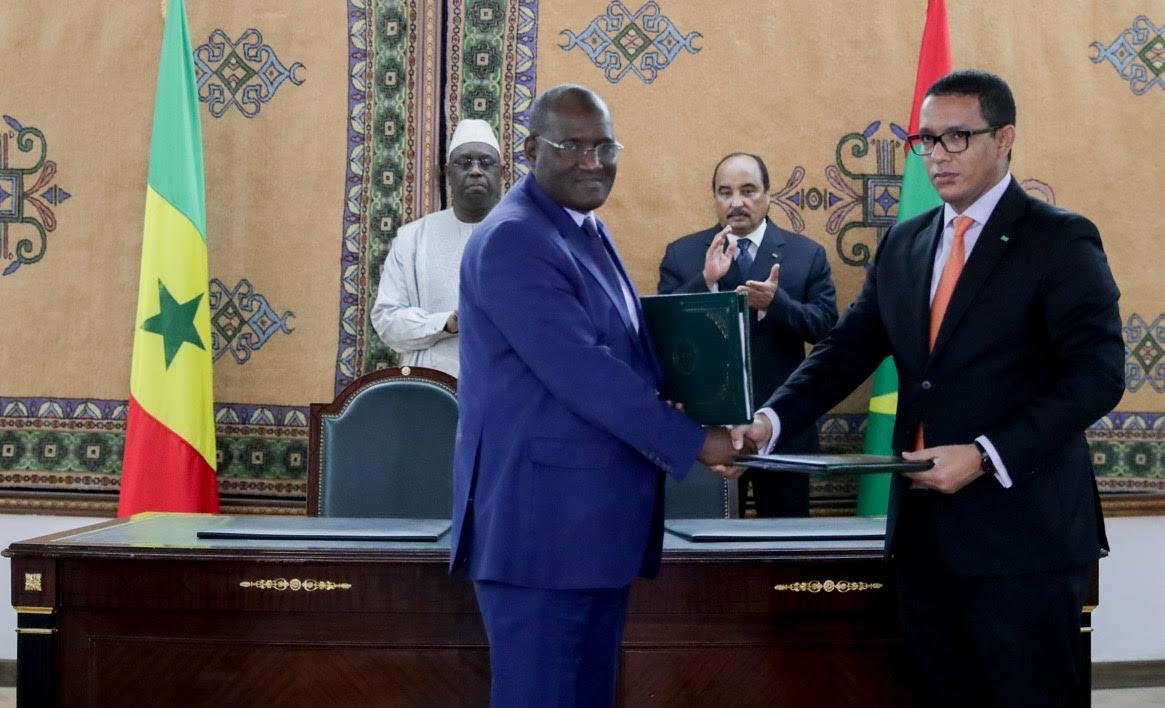 Exploitation du Gaz : Les Présidents Macky Sall et Abdel Aziz optent pour le partage à 50/50