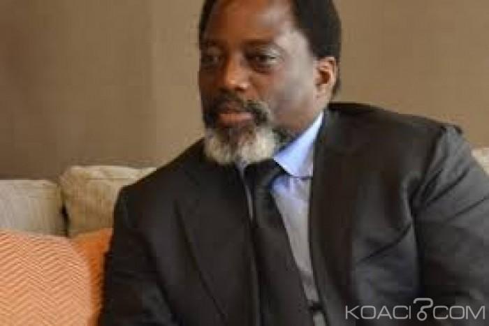 RDC: Un abbé appelle à poursuivre le combat contre le maintien de Kabila lors d'une messe