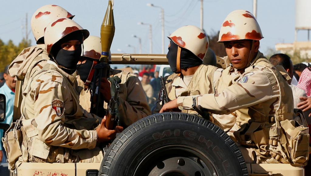 L'Egypte tire un premier bilan de l'opération antiterroriste «Sinaï 2018»