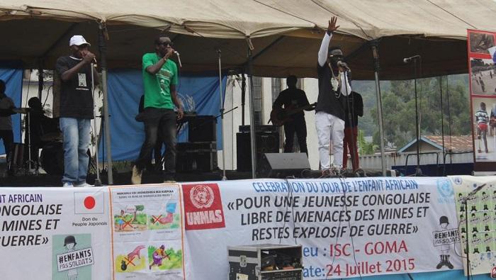 RDC: inquiétude à Goma après la disparition d'un musicien engagé