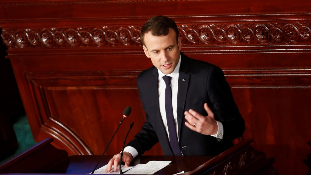 France : Emmanuel Macron promet une réforme de l'organisation de l'Islam