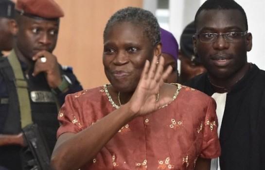 Côte-d'Ivoire : Simone gbagbo donnée pour morte son avocat dément