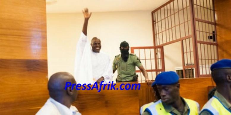  Tribunal de Dakar : Voici l'intégralité de la déclaration de Khalifa Sall