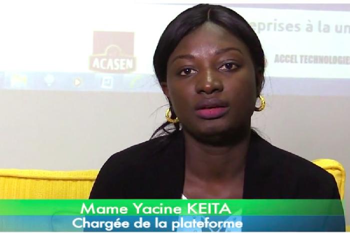 Mame Yacine Keita-Sunu Entreprises : «Nous voulons faire inscrire 20 000 entreprises d'ici 2020»