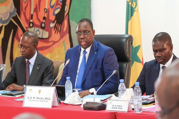Conseil des ministres : Les nominations