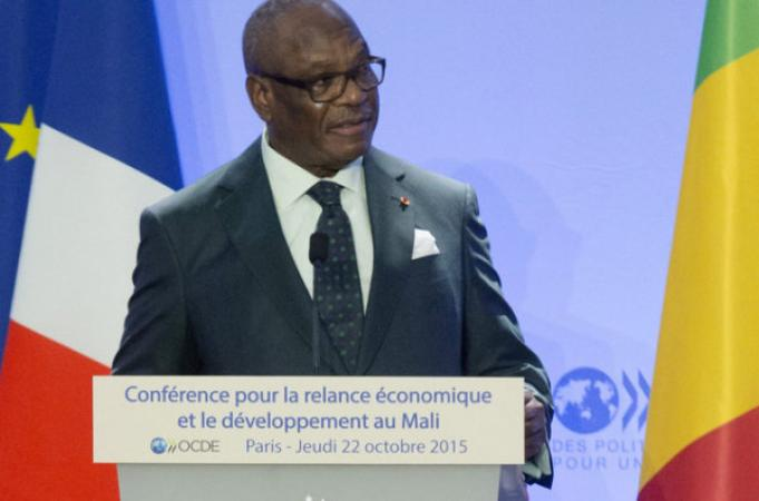 Présidentielle-2018 : Yanfolila invite IBK à briguer un second mandat