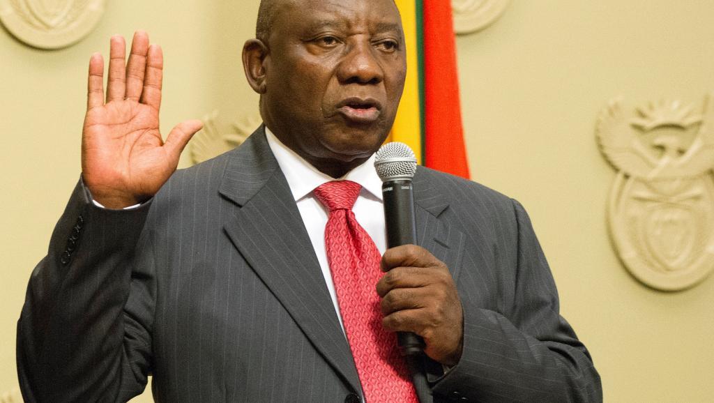 Afrique du Sud: qui est Cyril Ramaphosa, le nouveau président issu de l'ANC ?
