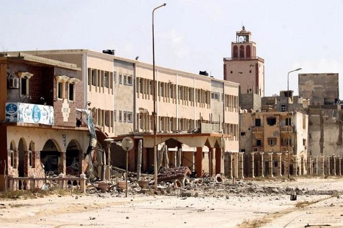 La Libye célèbre sans joie les sept ans de la chute de Kadhafi