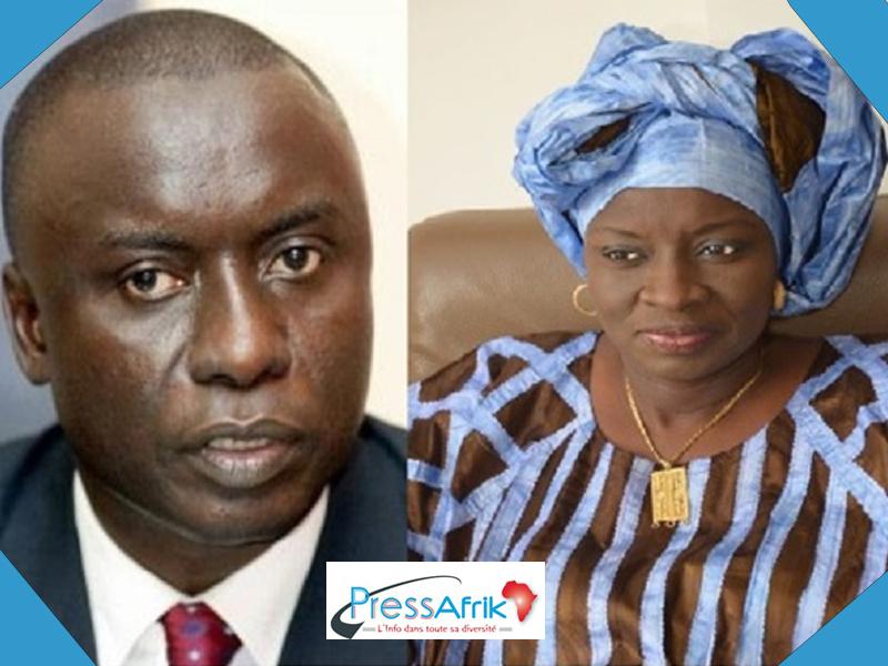 """Contre-offensives contre Idrissa Seck : Aminata Touré supplée Macky Sall """"il est en session de rattrapage, mais ..."""""""
