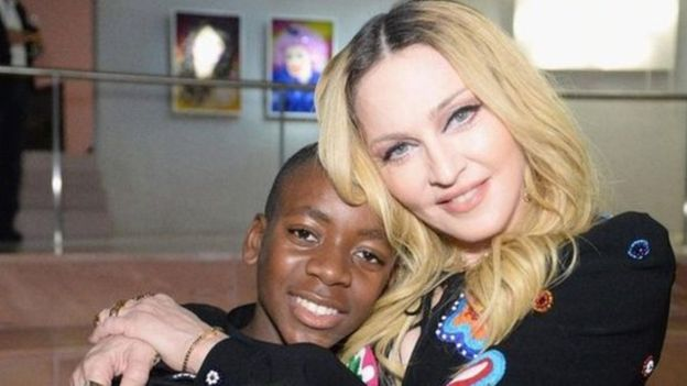 " Madonna : ""Mon fils sera président du Malawi"""