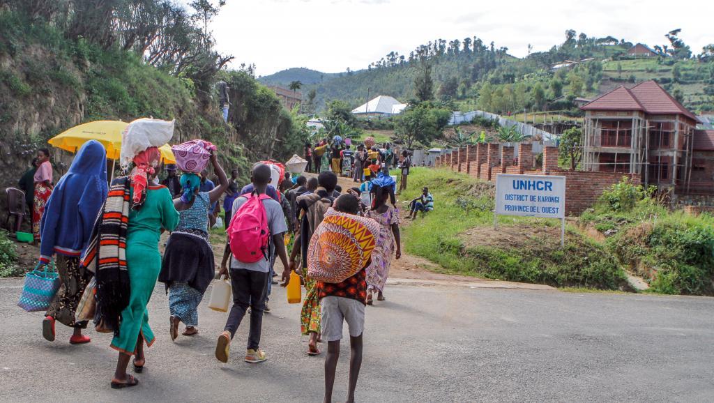  Rwanda: au moins cinq réfugiés congolais tués par la police au cours d'émeutes