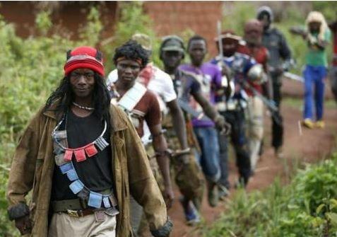 Centrafrique: affrontements meurtriers entre deux groupes armés au PK5
