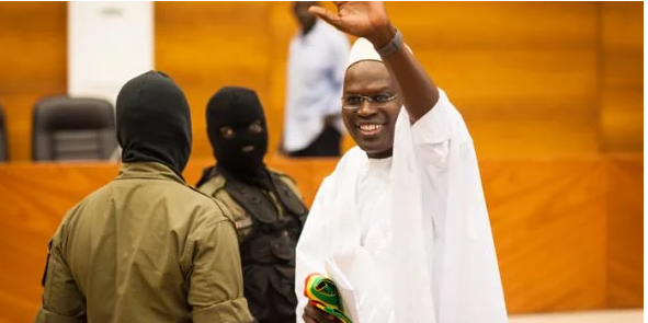 Khalifa Sall au juge Lamotte : «Devrais-je être déchu de mon droit d'être candidat parce que Macky Sall ne… »