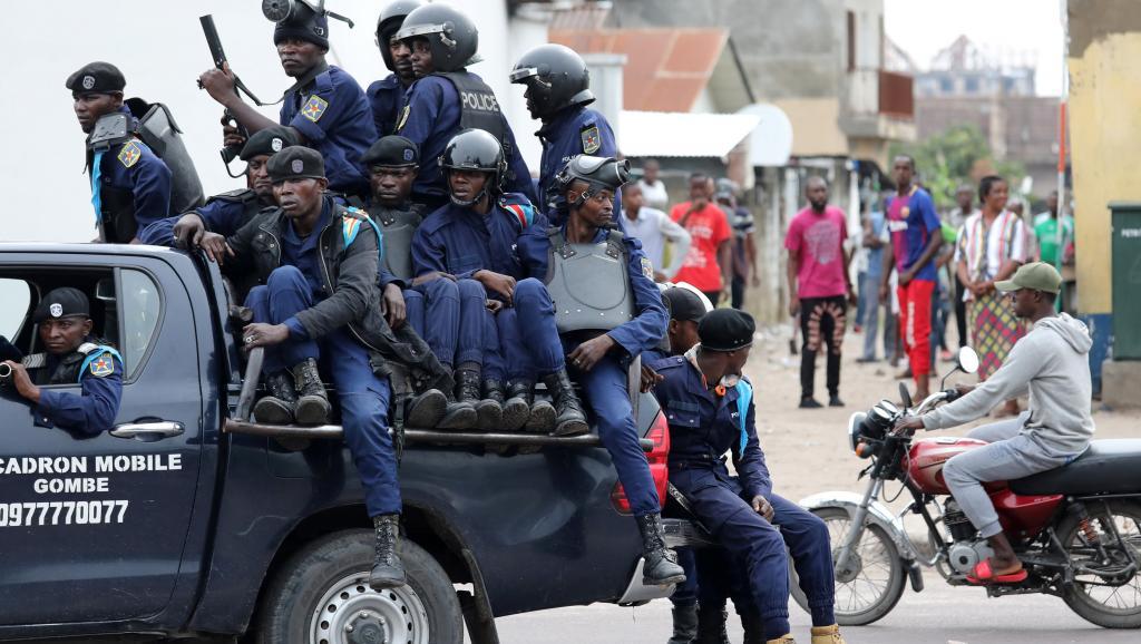 Marches RDC : Le bilan de la répression passe à deux morts
